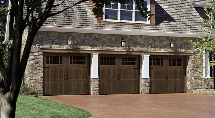 Steel Garage Door - Classica