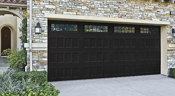 Steel Garage Door - Designers Choice