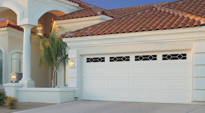 Steel Garage Door - Heritage