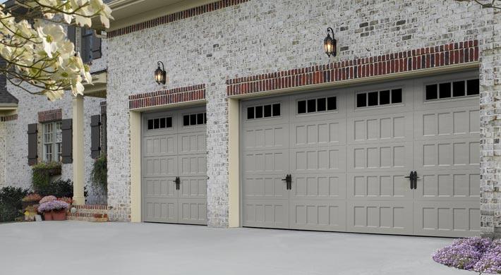 Steel Garage Door - Hillcrest