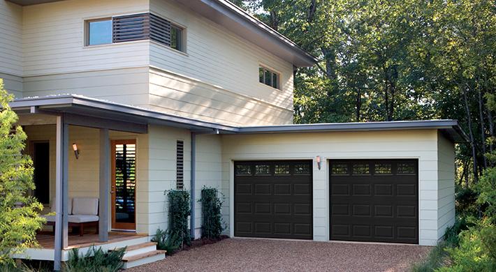 Steel Garage Door - Olympus