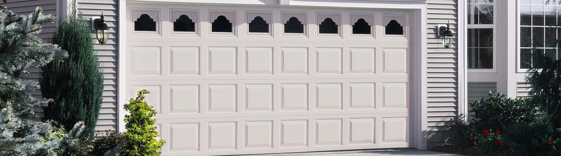 Vinyl Garage Doors 8700