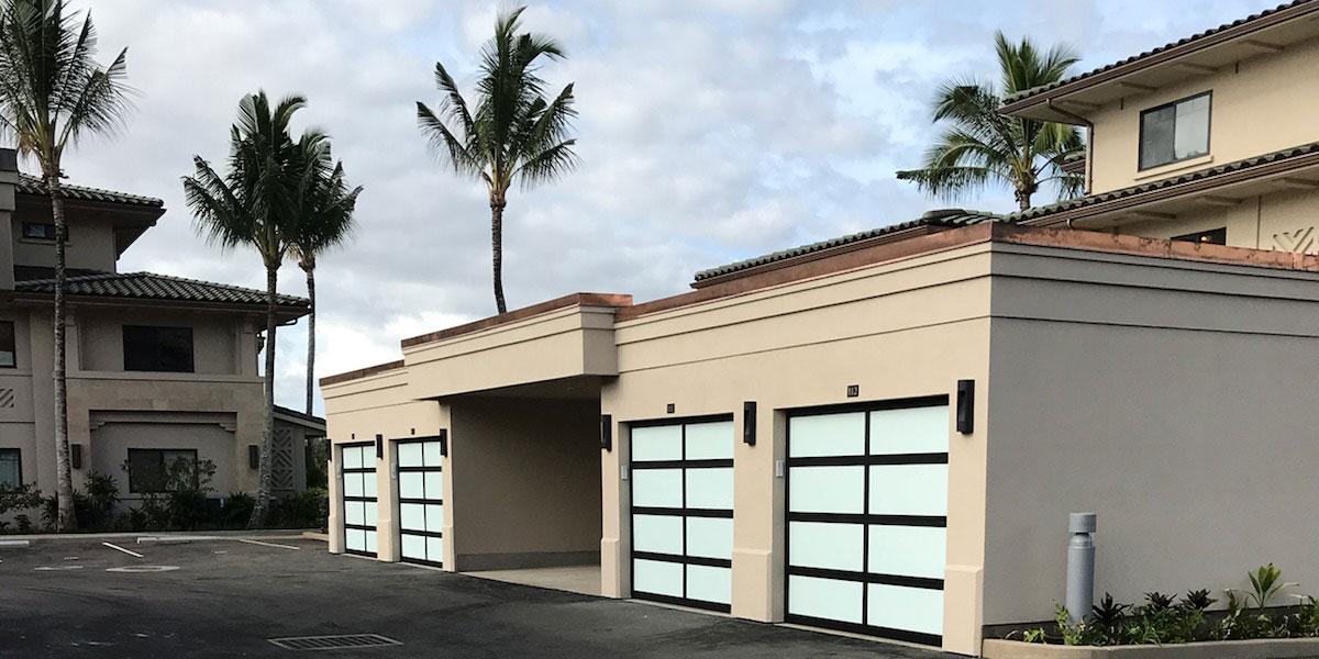 maui garage door company